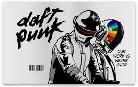Тетрадь На Скрепке <b>Printio</b> Daft Punk, Продукты, Напитки, Табак ...