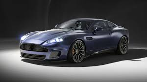 The Aston Martin Vanquish 25 Is A 550k Remastered V12 Gt Top Gear