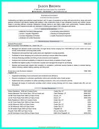 Unusual Key Skills For Project Manager Resume Construction Project