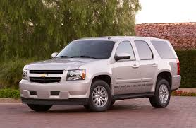 All Chevy chevy cars 2011 : Best Used Green Cars To Buy: Chevrolet Tahoe Hybrid