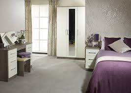 Milano Bedroom Furniture Bedroom Set