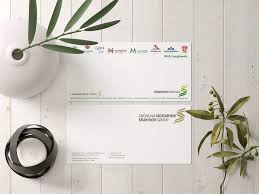 Details and possible uses of in graphic design. Headed Paper Compliment Slip Mcnamara Printers