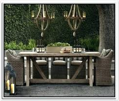 restoration outdoor furniture. Restoration Hardware Teak Outdoor Furniture Used Beautiful Dining Table Reviews Yakoe Garden