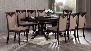 nova 9 piece dining room suite