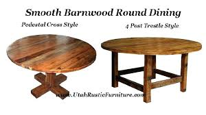 48 inch round kitchen table round table top furniture etc rustic dining table sets round wood