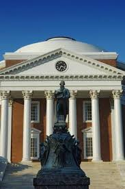famous american architecture. Contemporary Famous Rotunda At The University Of Virginia Designed By Thomas Jefferson  Famous  American Architecture With
