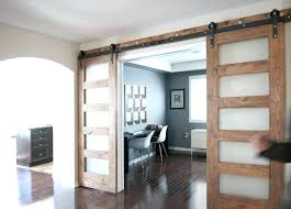 office barn doors. Barn Doors With Glass Office Door 5 Things To Consider When Re Designing Your Space Home Panel Sliding A