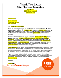 calling back after interview after interview thank you letters samples free ms word templates