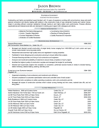 Successful Resume Template 80 Images Guide To Resume