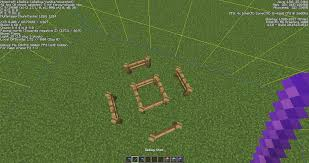 how to make a fence in minecraft. Revisting My Angled Fences Resource Pack. How To Make A Fence In Minecraft