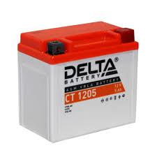 <b>Аккумулятор DELTA CT</b> 1205