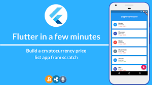 The widgets are customizable to update periodically. How To Build A Cryptocurrency Price List App Using Flutter Sdk