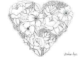 Butterfly Flower Coloring Pages Free And Sheets For Adults Home