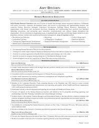 Hr Resume Examples Generalist Examples Of Resumes