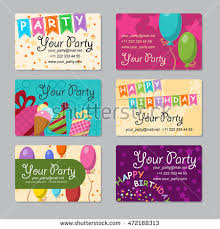 Birthday Business Cards Balloon Shaped Business Card Related Keywords Suggestions
