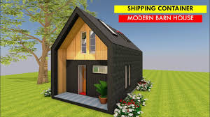 Small Barn Designs Barn Style House Plans Of 2 Bedroom Shipping Container Tiny House Design Attic Space Barnhaus 320