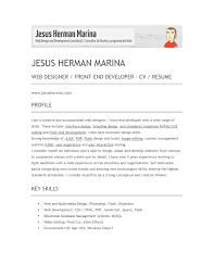 Resume Headline For Net Developer Resume For Study