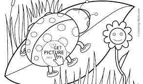 Welcome Spring Coloring Pages Signs Of Spring Coloring Pages Spring