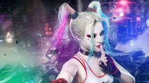 2048x2048 Harley Quinn Fanart Ipad Air ...