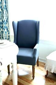 wingback chair covers wing back small in the dining room kitchenaid food processor