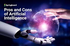 Artificial Intelligence and Algorithms : Pros and Cons
