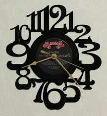 alabama 40 hour work week recycled lp vinyl record album wall clock  on alabama vinyl wall art with cheap vinyl album art find vinyl album art deals on line at alibaba