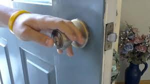 Backyards : How Pick Kwikset Doorknob Lock Maxresdefault To Unlock ...