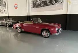 Friends or family who own an old or classic mercedes 190sl, please contact alex manos! Classic 1958 Mercedes Benz 190 Sl For Sale Price 84 900 Eur Dyler