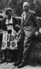 C.S. Lewis & His Wife, Joy Gresham | Inspirational people, Cs ...