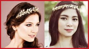 Increibles Peinados Al Est Lo Princesa Griega 2015 Tips De
