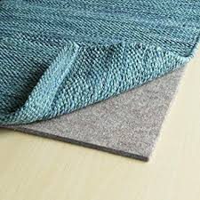 100 felt rug pad safe for all floors extra thick add cushion comfort and