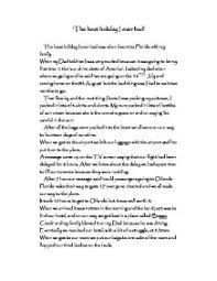 best descriptive essay the oscillation band best descriptive essay