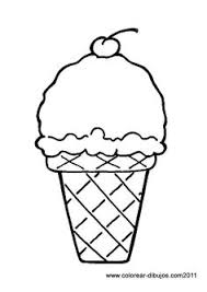 Small Picture free printable coloring image Candy Cupcake Ice Cream Cone Cherry