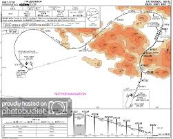 Lukla Approach Chart Kathmandu Operation With Atr72 Or Turboprops Archive