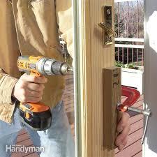 popular of install patio door replace a patio door the family handyman interior design images