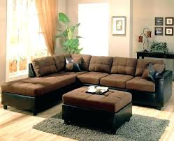 leather vs fabric sofa white fabric sofa and brown leather chair with id combination cloth couch