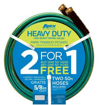 garden hoses at home depot. Simple Garden Home Depot Has A Pretty Nice Deal On This Apex Heavy Duty 2Pack Of Garden  Hoses Priced At Just 1999 I Did Some Quick Looking The Website  With At