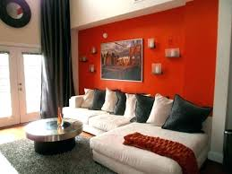 Burnt Orange And Brown Living Room Property Awesome Decorating Ideas