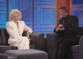 In the suit, filed thursday in los angeles superior court, hall seeks $5 million and slams the outspoken singer as a desperate. Arsenio Hall Today In Madonna History