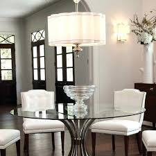 over table lighting. full image for how high to hang a chandelier over dining room table light lighting o