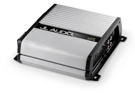 jx500 1d car audio amplifiers jx jl audio jx500 1d monoblock class d subwoofer amplifier 500 w
