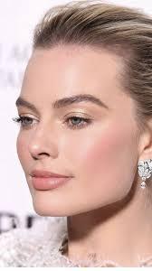 4 9 summer makeup ideas shimmery lid soft pink lip soft pink blush fair skin