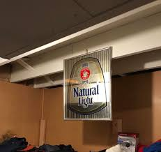 Natty Light Visor I Live In The Basement I Told My Dad I Needed More Natural
