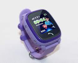 Đồng hồ định vị GPS DF25 màn hình cảm ứng chống nước chuẩn IP67 - TABLET 2  IN 1