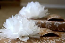 Wax Paper Flower Wax Paper Flowers Ruffles Truffles Flickr
