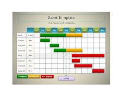 37 free gantt chart templates excel