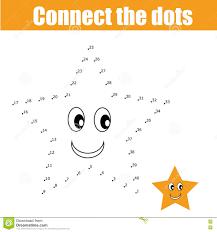 preschool connect the dots. Exellent Preschool Download Connect The Dots Children Game Stock Vector  Illustration Of  Numbers Children 71363221 With Preschool S