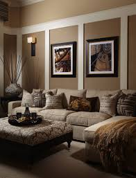 Brown Living Room Interieur Engelse Stijl Woonkamer Ideeen Zen