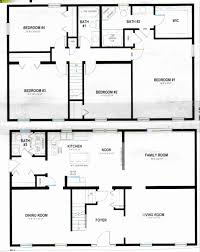 simple 2 level house plans with simple 2 level house plans