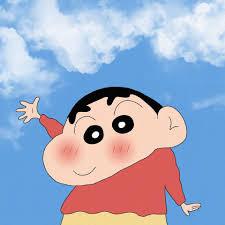 Một chút kawai~ ☺️ - Shin cậu bé bút chì